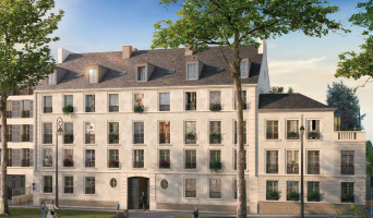 Versailles programme immobilier neuf « Les Bosquets de Versailles