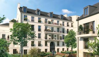 Versailles programme immobilier neuve « Les Bosquets de Versailles » en Loi Pinel  (2)