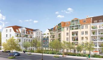 Wissous programme immobilier neuve « Unisson » en Loi Pinel  (2)