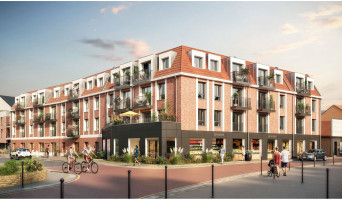 Emmerin programme immobilier rénové « Emeraude » en loi pinel