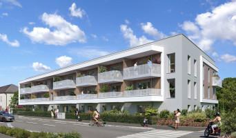 Chartres-de-Bretagne programme immobilier rénové « Evidence » en loi pinel