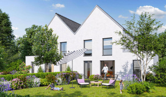 Sessenheim programme immobilier neuf « Les Aquarelles »