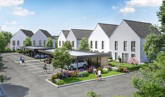 Sessenheim programme immobilier neuve « Les Aquarelles »  (2)