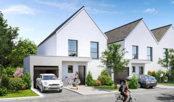 Sessenheim programme immobilier neuve « Les Aquarelles »  (3)