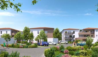 Cugnaux programme immobilier neuve « Les Jardins de Charles »
