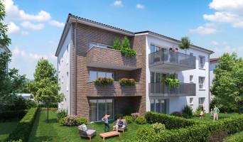 Cugnaux programme immobilier neuve « Les Jardins de Charles »  (2)