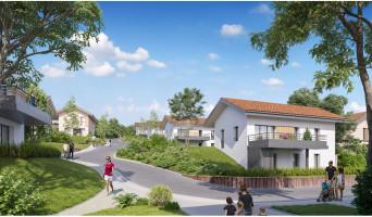 Crozet programme immobilier neuve « Sainbioz »