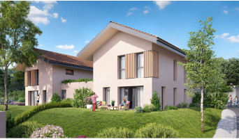 Crozet programme immobilier neuve « Sainbioz »  (3)