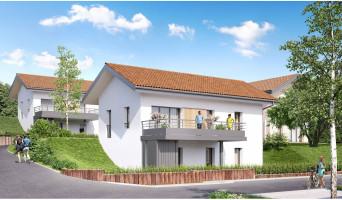 Crozet programme immobilier neuve « Sainbioz »  (4)
