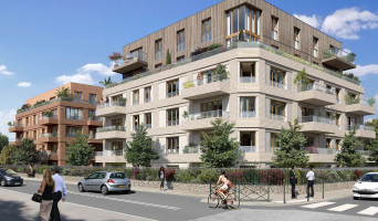 Colombes programme immobilier neuve « Programme immobilier n°219355 » en Loi Pinel
