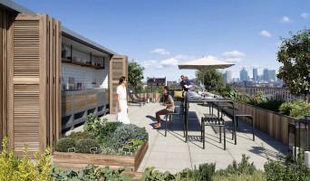 Colombes programme immobilier neuve « Programme immobilier n°219355 » en Loi Pinel  (5)