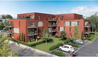 Tourcoing programme immobilier rénové « Urban T » en loi pinel