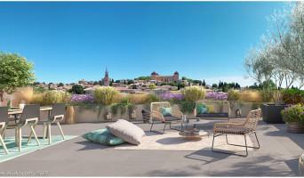 Castries programme immobilier rénové « Domaine Les Lavandières » en loi pinel