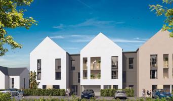Saint-Avertin programme immobilier neuve « Les Contemporaines » en Loi Pinel  (2)