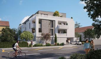 Nîmes programme immobilier neuf « Le Carré des Amoureux