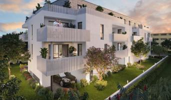 Nîmes programme immobilier neuve « Le Carré des Amoureux » en Loi Pinel  (2)