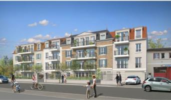 Vaires-sur-Marne programme immobilier rénové « Villa 17 » en loi pinel