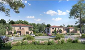 Aix-en-Provence programme immobilier neuve « Les Bastides de Célony » en Loi Pinel  (2)