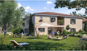 Aix-en-Provence programme immobilier neuve « Les Bastides de Célony » en Loi Pinel  (3)