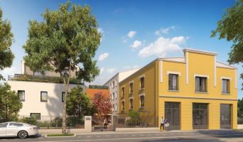 Villeurbanne programme immobilier rénové « L'Atelier Delle » en loi pinel