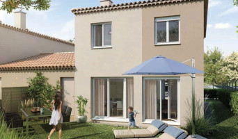 Saint-Mitre-les-Remparts programme immobilier neuve « Bastide Sainte Victoire »