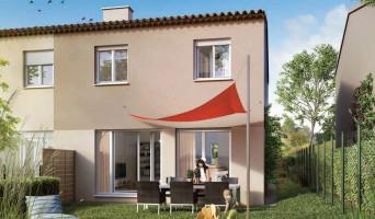 Saint-Mitre-les-Remparts programme immobilier neuve « Bastide Sainte Victoire »  (2)