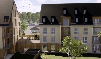 Deauville programme immobilier neuve « Résidence Paris-Deauville » en Loi Pinel  (2)