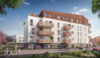 Vandœuvre-lès-Nancy programme immobilier neuf « Cap Maria » en Loi Pinel