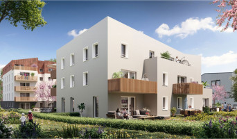 Vandœuvre-lès-Nancy programme immobilier neuve « Cap Maria » en Loi Pinel  (2)