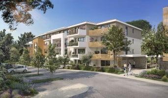 Aix-en-Provence programme immobilier rénové « Aria » en loi pinel