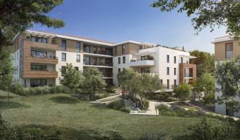 Aix-en-Provence programme immobilier neuve « Aria » en Loi Pinel  (2)