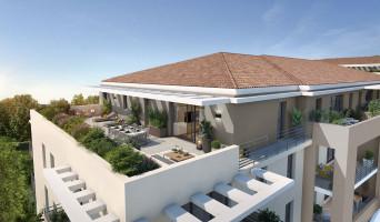 Aix-en-Provence programme immobilier neuve « Aria » en Loi Pinel  (3)