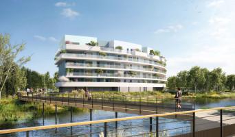 Canet-en-Roussillon programme immobilier rénové « Bleu Eden » en loi pinel