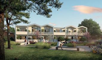 Bègles programme immobilier neuve « Villa Néha » en Loi Pinel