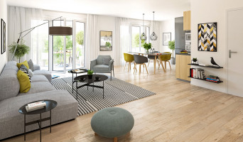 Ségny programme immobilier neuve « Le Clos Journans »  (2)
