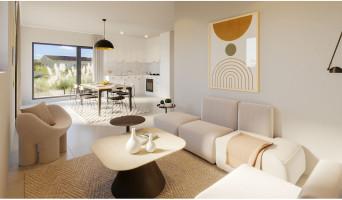 Ségny programme immobilier neuve « Le Clos Journans »  (3)