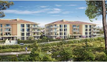 Brignoles programme immobilier rénové « L'Ecrin » en loi pinel