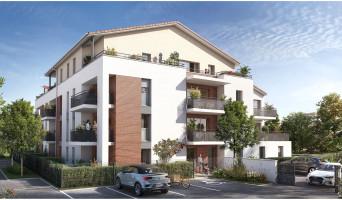 Labarthe-sur-Lèze programme immobilier neuve « Le Charleston » en Loi Pinel
