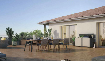Labarthe-sur-Lèze programme immobilier neuve « Le Charleston » en Loi Pinel  (2)