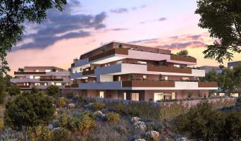 Castries programme immobilier rénové « Domaine Les Lavandières Tr. 1 » en loi pinel