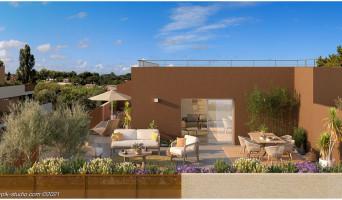 Castries programme immobilier neuve « Domaine Les Lavandières Tr. 1 » en Loi Pinel  (3)