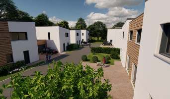 Saint-Sylvain-d'Anjou programme immobilier neuve « Les Rives de l'Èpervière »  (2)