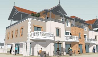 Audenge programme immobilier rénové « AuxAnges » en loi pinel