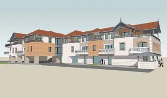 Audenge programme immobilier neuve « AuxAnges » en Loi Pinel  (2)