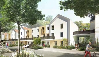 Pessac programme immobilier rénové « Chartreuse François-Armand » en loi pinel