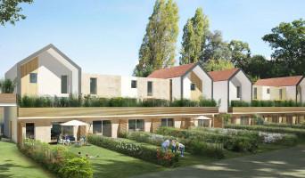 Pessac programme immobilier neuve « Chartreuse François-Armand » en Loi Pinel  (2)