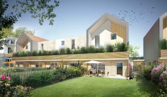 Pessac programme immobilier neuve « Chartreuse François-Armand » en Loi Pinel  (3)