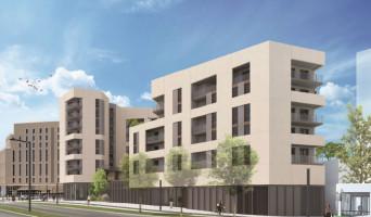Bordeaux programme immobilier neuf « Vizion