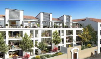 Nîmes programme immobilier neuf « Écrin des Arts » en Loi Pinel