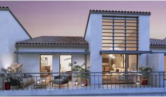 Nîmes programme immobilier neuve « Écrin des Arts » en Loi Pinel  (2)